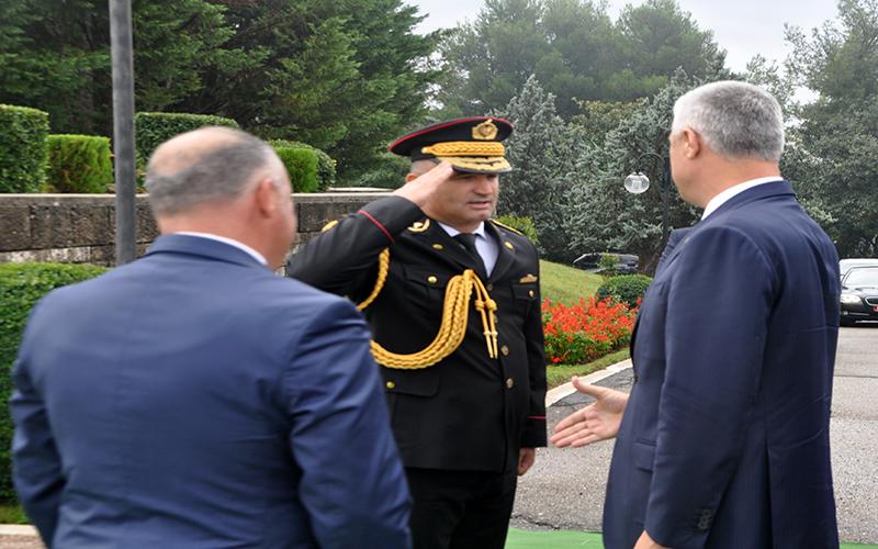 Vizita e Presidentit Thaçi në Shqipëri