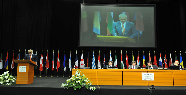 Samiti Parlamentar i NATO-s
