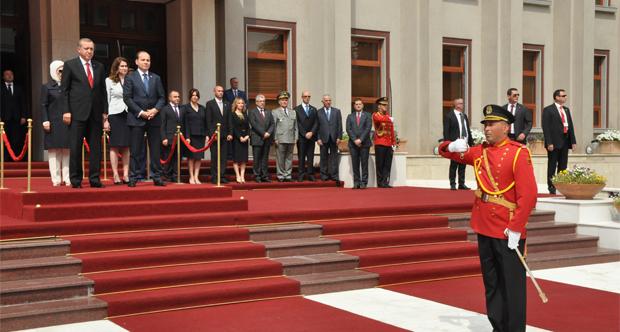 Vizita e Presidentit Erdoğan në Shqipëri