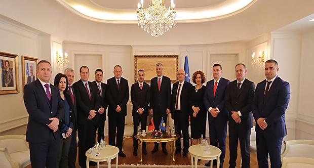 Delegacioni i Sigurisë Kombëtare