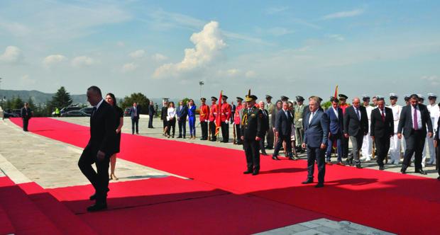 Vizita e Kryeministrit Haradinaj në Shqipëri