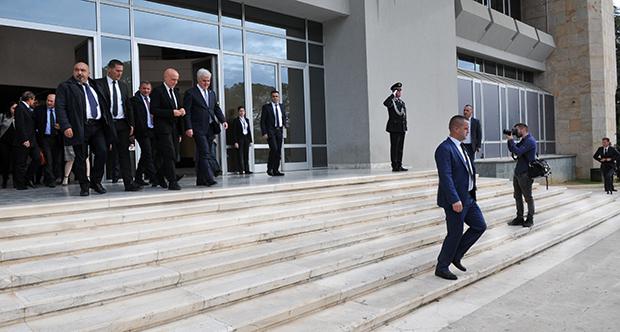 Vizita e Ministrit të Brendshëm italian në Shqipëri