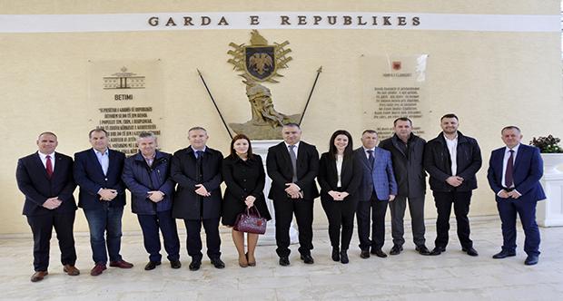 Komisioni i Sigurisë Kombëtare në Gardë