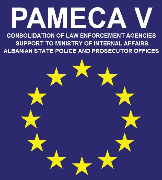 Takim i Komandantit të Gardës me përfaqësues të PAMECA V, Z.Giovanni Pasqua