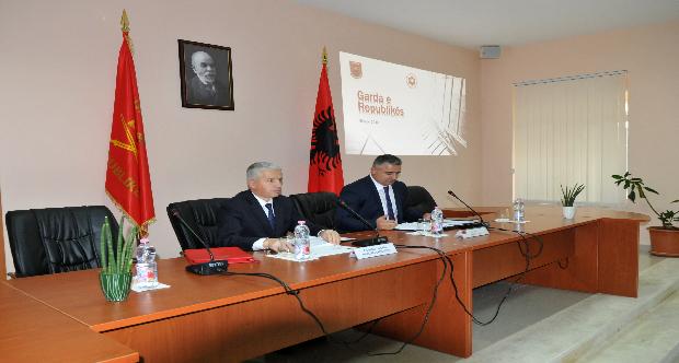 Vizita e Ministrit të Brendshëm në Gardë