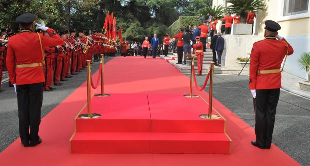 Vizita e Presidentes së KE, Ursula von der Leyen në Shqipëri